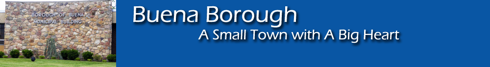 Buena Borough, A small town with a big heart.