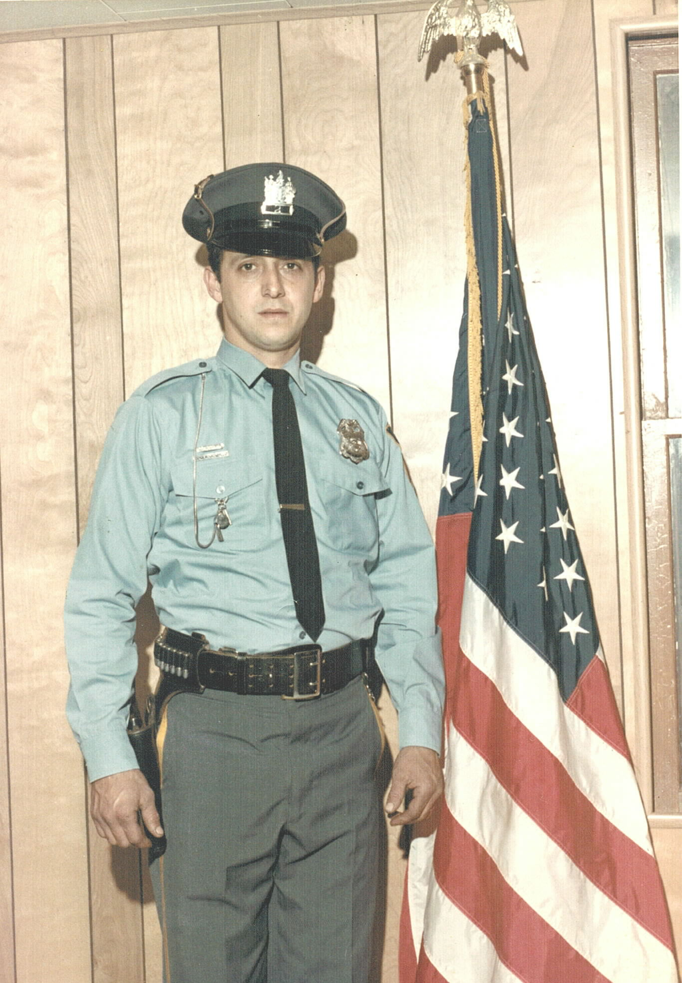 Officer Rick Coraluzzo (photo from the 1960's)